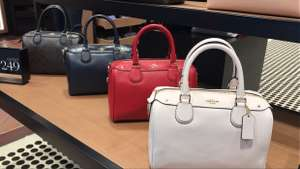 Additional 50% off from the outlet prices @ Coach Gunwharf Quays store