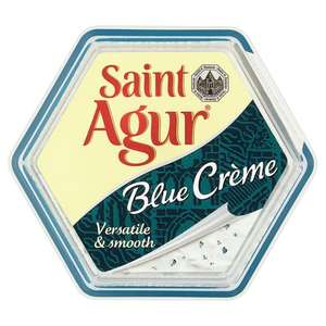 St Agur Blue Creme Cheese (150g) Better Than Half Price was £2.10 now £1.00 @ Tesco (INSTORE and ONLINE)