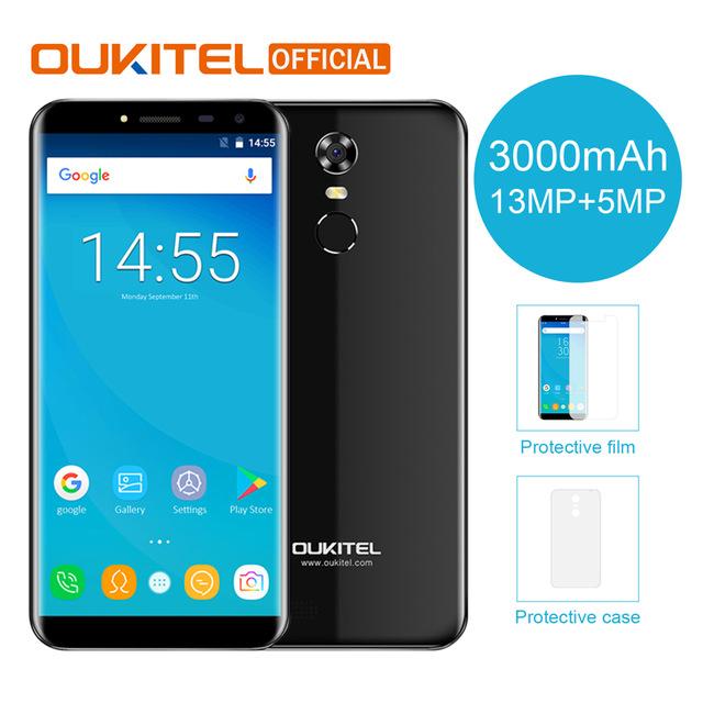 Oukitel C8 Smartphone - £52.71 AliExpress/Oukitel Store (Presale)