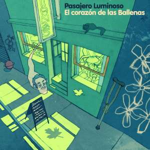 A Tasty Brand New Released Skorchio Jazz Album Freebie  -  Pasajero Luminoso  -  El corazón de las ballenas  - Free Download @ Bandcamp