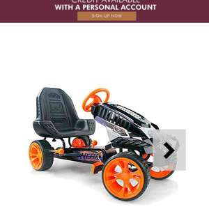 NERF GO CART £199 +20% off takes it down to £159.20 @ Fashion World