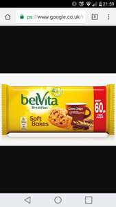 6 x Singles 50g each Belvita Soft Bakes Chocolate Chip £1 @ Heron Foods