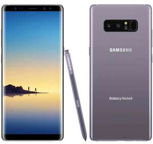 Samsung Note 8 - Orchid Grey Only £693.99 @ eGlobalCentral