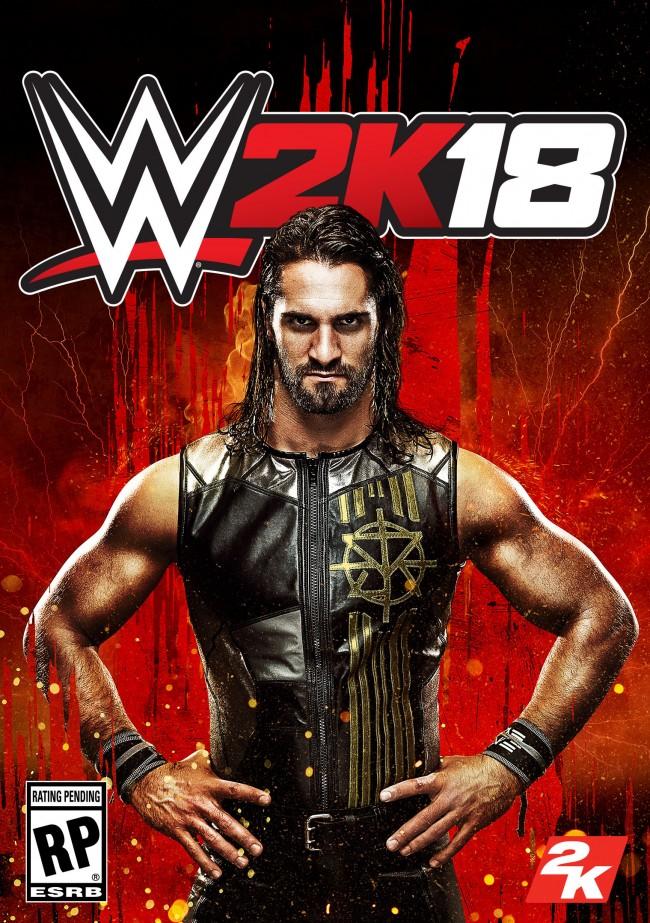 WWE 2K18 PC preorder £25.99 @ CdKeys