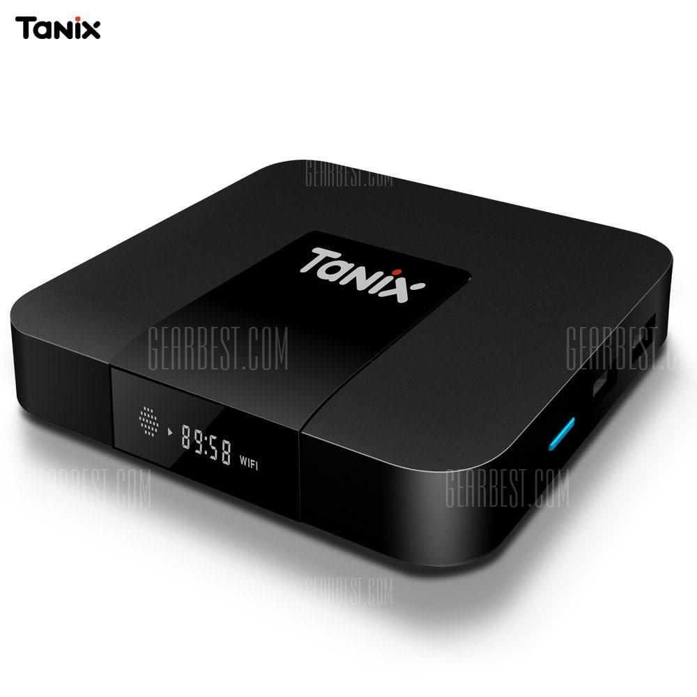 Tanix TX3 2gb/16gb android 7.1 TV box £23.73 gearbest