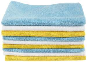 AmazonBasics Microfiber Cleaning Cloths, Pack of 36 £9.63 S&S