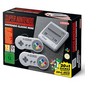 Nintendo Snes Mini will be available to order from 8 P.M Tonight £79.95 @ John Lewis