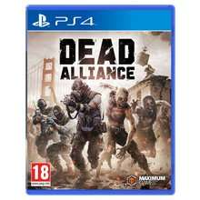 Dead Alliance [PS4/XO] £16.49 @ Argos