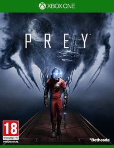 [Xbox One] Prey - £14.99 (As New) - eBay/Boomerang