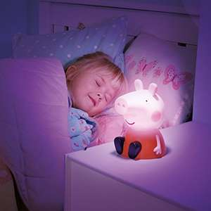 Peppa Pig Buddy Night Light and Torch by GoGlow £7.99  (Prime) / £11.98 (non Prime) at Amazon