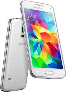 Samsung Galaxy S5 mini white £127.50 @ Amazon