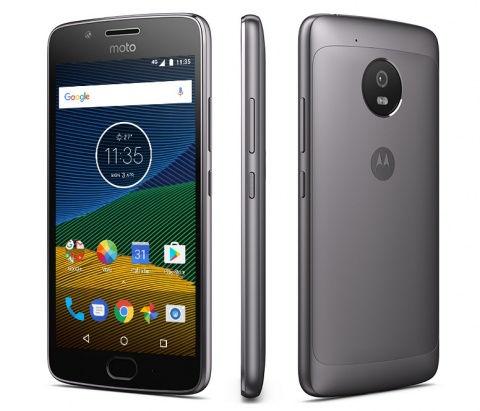 Motorola Moto G5 (3Gb) £149.99 @ Motorola *With Code UKWELCOME10