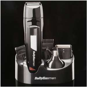 Babyliss Eight in one grooming hair trimming and shaving set £16.99 	B&M Retail