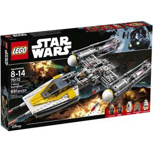 "LEGO 75172 ""Y-wing Starfighter"" Building Toy £41.99 Amazon"