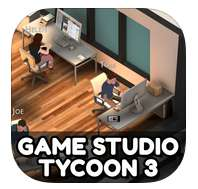 [iOS] Game Studio Tycoon 3 - FREE - Apple App Store