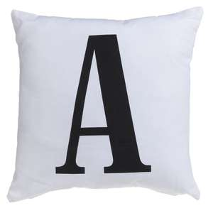 Large Alphabet Cushions A-Z only £2.50 @ Wilko (Free C&C)