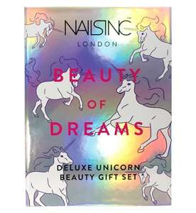 Boots Star Gift of the Week (1) - Fri 29/09 Nails Inc beauty of dreams - £20