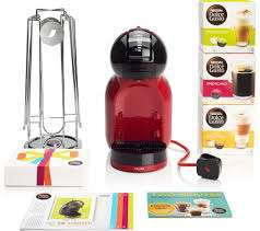 Dolce Gusto mini bundle £45 at Tesco.