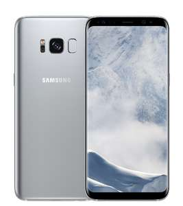 Samsung Galaxy S8+ 64GB Silver - £473 Amazon.it Warehouse deal - Very good condition
