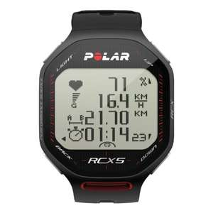 POLAR RCX5 GPS & Heart Rate Monitor Watch £107.99 sportpursuit.com