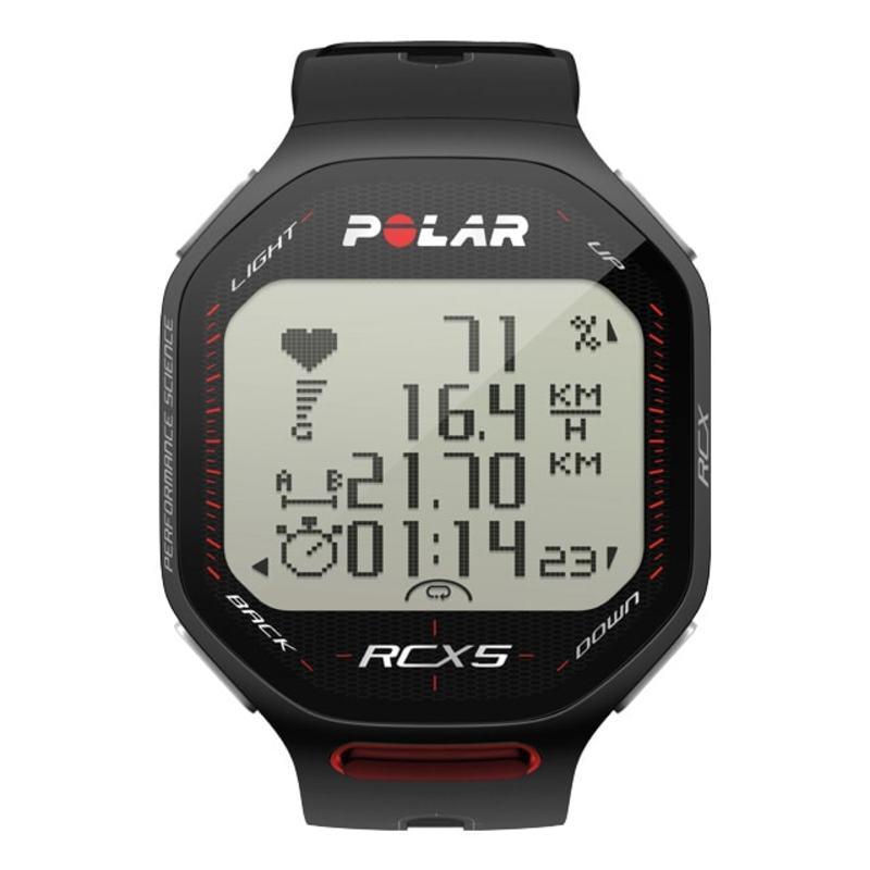 POLAR RCX5 GPS & Heart Rate Monitor Watch £107.99 sportpursuit.com