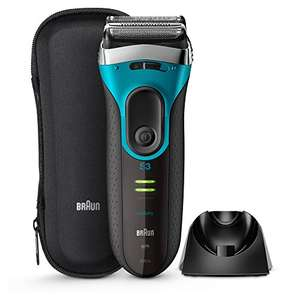 Braun Series 3 ProSkin 3080s Wet and Dry Electric Foil Shaver for Men (Blue) £59.99 @ Amazon