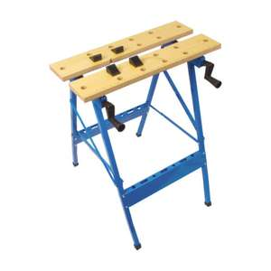 Foldable Multi-Purpose Workbench DIY Home Workshop £9.99 delivered @ eBay / Maplin