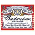 4 Pack Budweiser Cans 473ml - 2 For £6 at ASDA instore