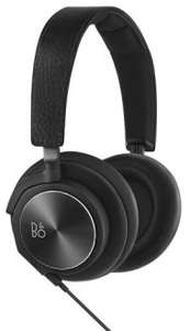 B&O Play by Bang and Olufsen Beoplay H6 Headphones Black Leather Gen 2 £129 @ BEOplay / Ebay