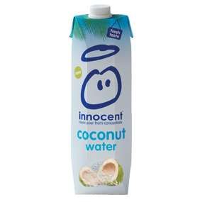 Innocent coconut water - 49p instore @ heron food