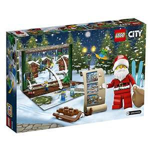 Lego 60155 City Advent Calendar 2017 - £14.59 @ Amazon (Prime / £18.58 non Prime)