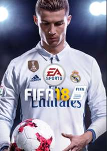 FIFA 18 PC - £35.14 (£36.99 BEFORE FB Discount) @ CDKeys