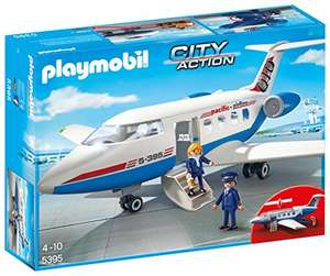 Playmobil 5395 City Action Passenger Plane - £21.89 @ Amazon