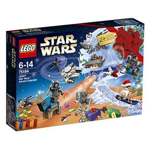 Lego Star Wars advent calendar £21.89 Amazon