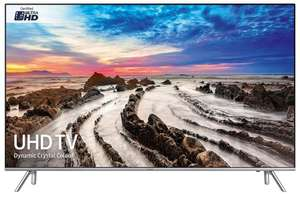 Samsung UE49MU7000 49 inch 4K Ultra HD HDR Smart LED TV + 6 year warranty - £849 @ Richer Sounds