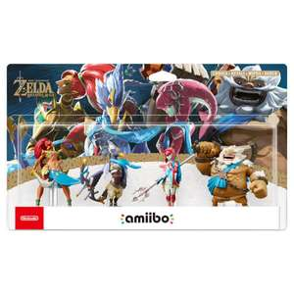 The Champions amiibo set (pre-order) £49.99 @ Nintendo
