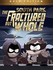 South Park The Fractured but Whole Gold Edition Uplay Key Preorder £43.99 PC @ Greenman gaming