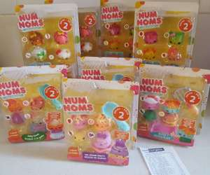 Home bargains num noms - £2.99 a 4 pack / £4.99 a 6 pack