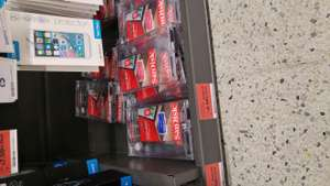 SanDisk 32GB Cruzer Blade £6.50 @ Sainsbury's Abbey Wood
