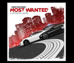 Need for Speed Most Wanted [Vita] £6.49 @ UK PSN Store