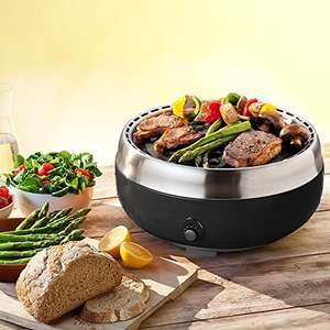 Grillerette premium black £34.98 delivered Dispatched from and sold by The Deal Channel - Amazon