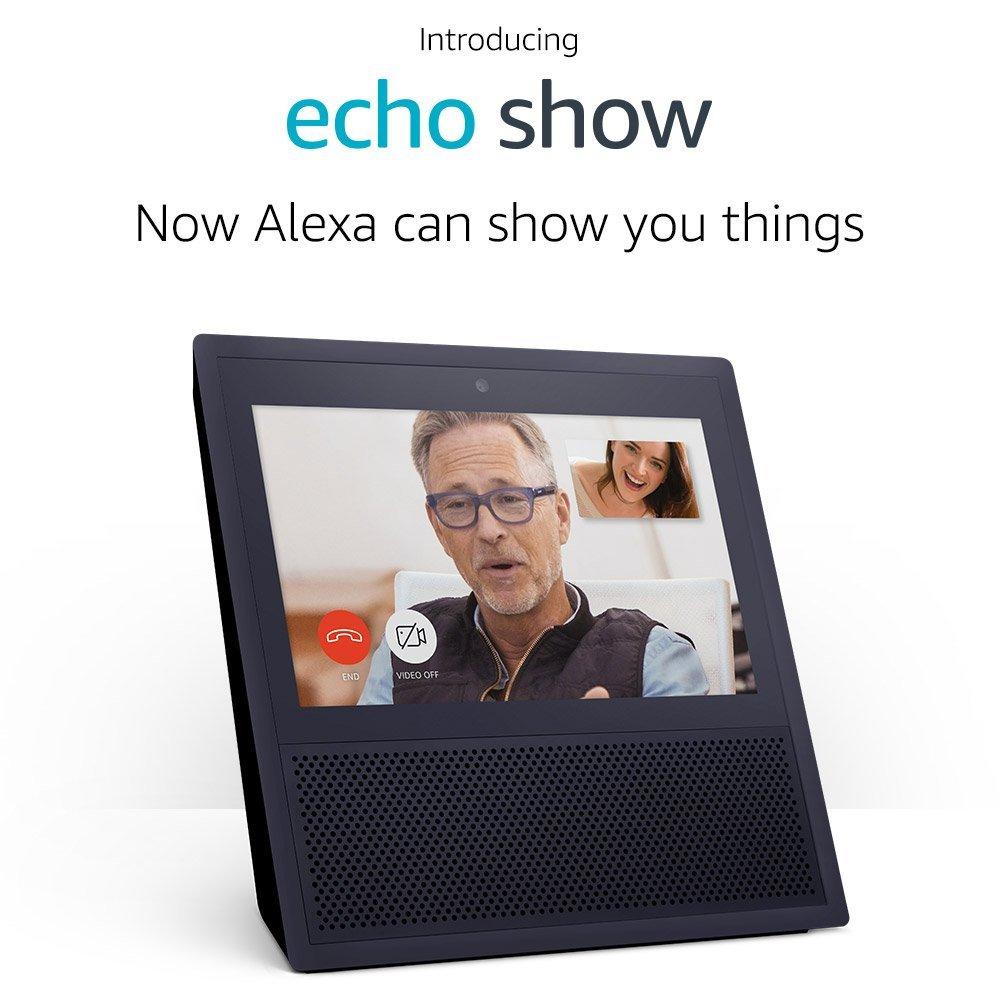 Pre Order 2 * Echo Show for £100 off - £299.98 @ Amazon
