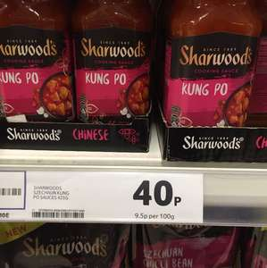 Everybody was 'Kung Po' fighting! 40p instore @ Tesco (Cardiff)