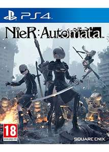 Nier Automata Ps4 dropped to £25.85 Base.com, New