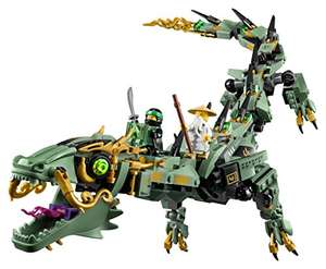 LEGO Ninjago Movie 70612 Green Ninja Mech Dragon £32.84 @ Amazon (Possible £27.84)