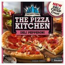 Chicago Town The Pizza Kitchen - Half Price - £1.50 - Tesco
