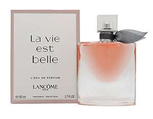 Lancome La Vie Est Belle Eau de Parfum (50ml) - £38 @ Amazon (Prime Only Deal)