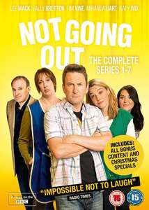 Not Going Out: The Complete Series 1-7 (Box Set) [DVD] £9.00 including free delivery using code SIGNUP10 @ zoom.co.uk