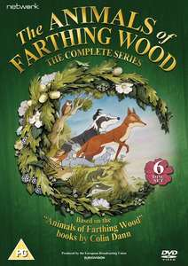 The Animals of Farthing Wood: The Complete Series Boxset £17.99 @ Zoom.co.uk with code SIGNUP10