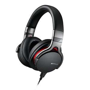 Sony MDR-1ADAC High Resolution Prestige Overhead Headphones with Built In DAC - Black (RRP £250) - £129 @ Amazon